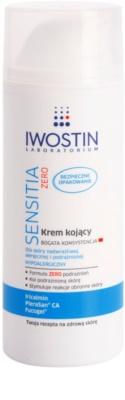 Iwostin Sensitia Zero pomirjujoča krema za občutljivo in alergično kožo