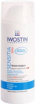 Iwostin Sensitia Zero успокояващ крем за чувствителна и алергична кожа