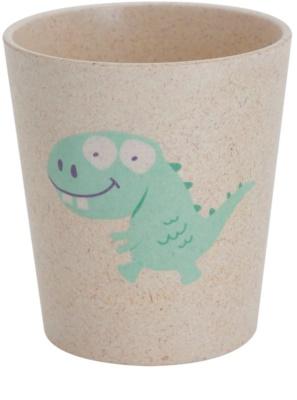 Jack N' Jill Dino чашка з бамбукових та рисових плев