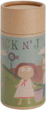 Jack N' Jill Sleepover taštička z přírodní bavlny 1