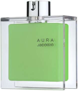 Jacomo Aura Men eau de toilette férfiaknak