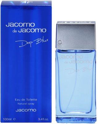 Jacomo Jacomo de Jacomo Deep Blue eau de toilette para hombre