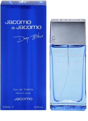 Jacomo Jacomo de Jacomo Deep Blue toaletná voda pre mužov