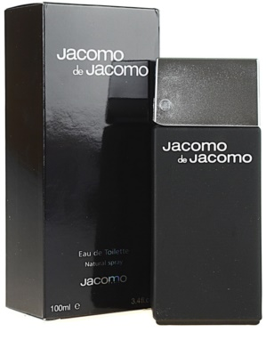 Jacomo Jacomo de Jacomo woda toaletowa dla mężczyzn 1