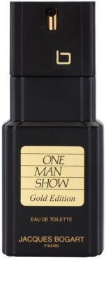 Jacques Bogart One Man Show Gold Edition eau de toilette férfiaknak