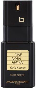 Jacques Bogart One Man Show Gold Edition Eau de Toilette pentru barbati