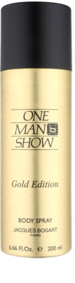 Jacques Bogart One Man Show Gold Edition spray corporal para hombre