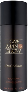 Jacques Bogart One Man Show Oud Edition Körperspray für Herren