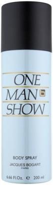 Jacques Bogart One Man Show pršilo za telo za moške