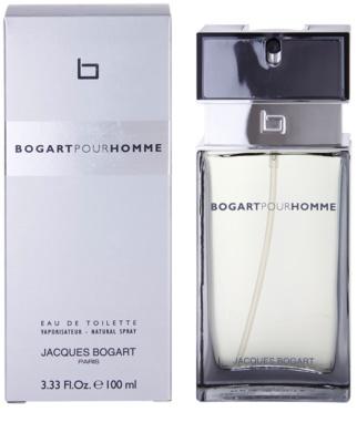 Jacques Bogart Bogart Pour Homme туалетна вода для чоловіків