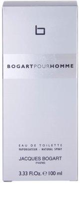 Jacques Bogart Bogart Pour Homme woda toaletowa dla mężczyzn 3