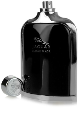 Jaguar Classic Black eau de toilette para hombre 3