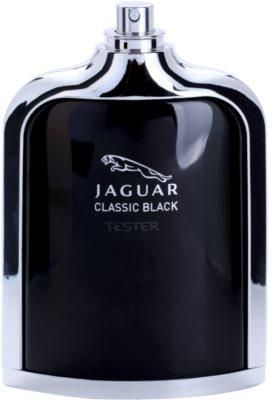 Jaguar Classic Black toaletní voda tester pro muže