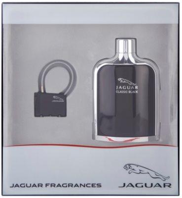 Jaguar Classic Black coffret presente