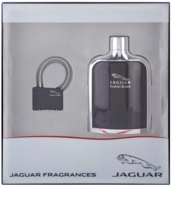 Jaguar Classic Black dárková sada
