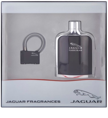 Jaguar Classic Black Geschenkset