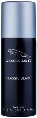 Jaguar Classic Black deospray pentru barbati