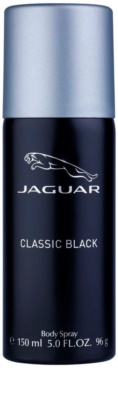 Jaguar Classic Black desodorante en spray para hombre