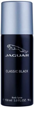 Jaguar Classic Black dezodor férfiaknak