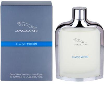 Jaguar Classic Motion eau de toilette férfiaknak