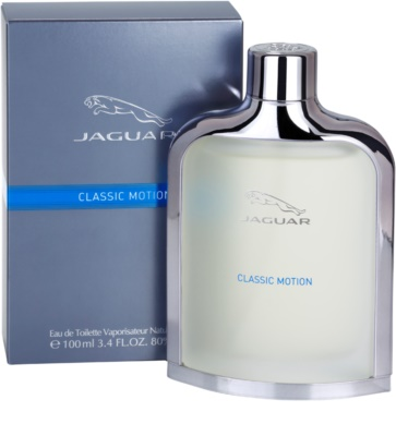 Jaguar Classic Motion Eau de Toilette für Herren 1