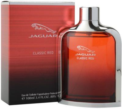 Jaguar Classic Red woda toaletowa dla mężczyzn 1