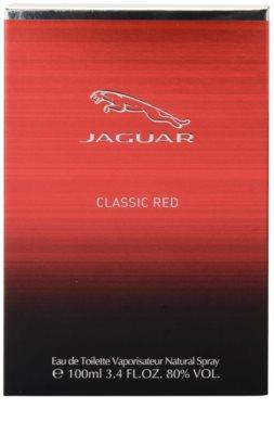 Jaguar Classic Red woda toaletowa dla mężczyzn 4