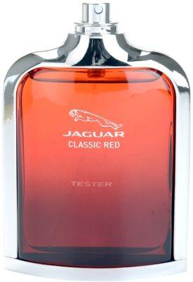 Jaguar Classic Red toaletní voda tester pro muže