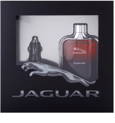 Jaguar Classic Red ajándékszett