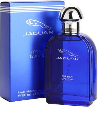 Jaguar Evolution woda toaletowa dla mężczyzn 1