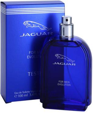 Jaguar Evolution toaletní voda tester pro muže 2