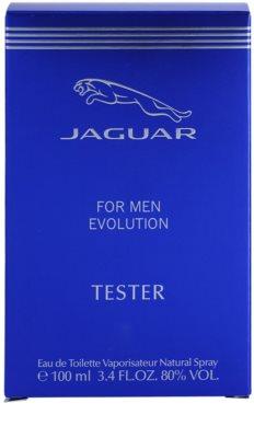 Jaguar Evolution toaletní voda tester pro muže 3