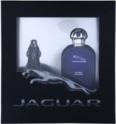 Jaguar Evolution ajándékszett