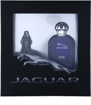 Jaguar Evolution coffret presente