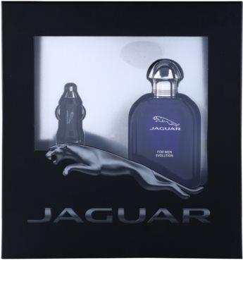Jaguar Evolution Geschenkset