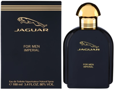 Jaguar Imperial eau de toilette férfiaknak
