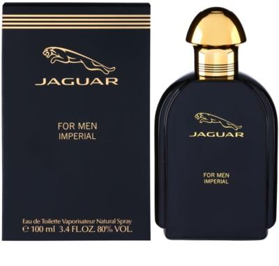 Jaguar Imperial eau de toilette para hombre