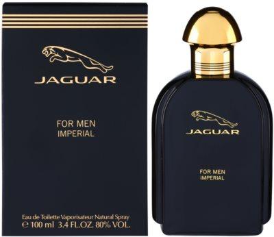 Jaguar Imperial woda toaletowa dla mężczyzn