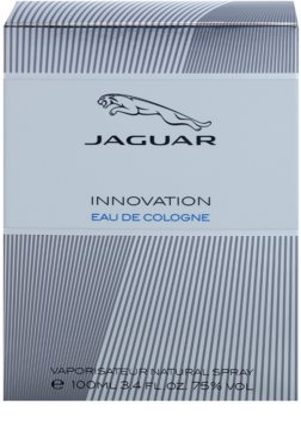 Jaguar Innovation Eau De Cologne одеколон для чоловіків 1