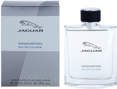 Jaguar Innovation Eau De Cologne Eau de Cologne para homens