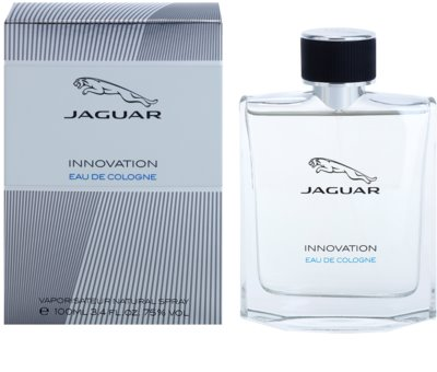 Jaguar Innovation Eau De Cologne kölnivíz férfiaknak