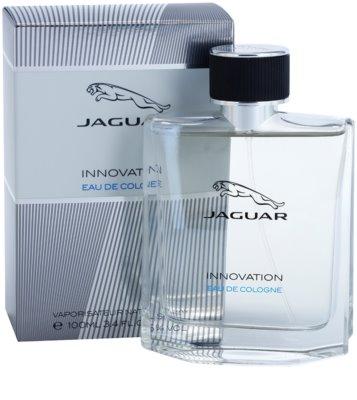 Jaguar Innovation Eau De Cologne kolonjska voda za moške 2