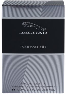 Jaguar Innovation Eau de Toilette für Herren 4