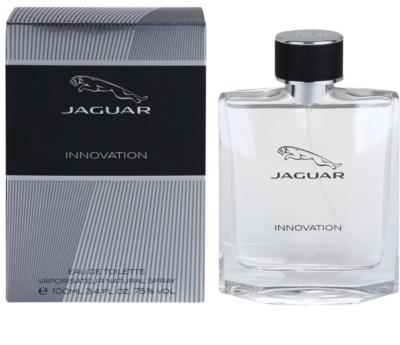 Jaguar Innovation Eau de Toilette para homens