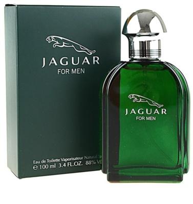 Jaguar Jaguar for Men Eau de Toilette pentru barbati 1