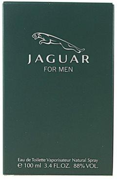 Jaguar Jaguar for Men Eau de Toilette pentru barbati 4
