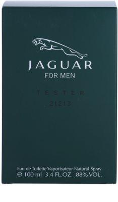Jaguar Jaguar for Men woda toaletowa tester dla mężczyzn 3