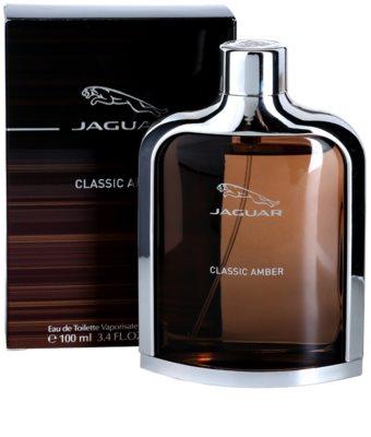 Jaguar Classic Amber eau de toilette férfiaknak 1