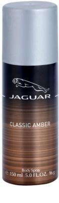 Jaguar Classic Amber deodorant Spray para homens