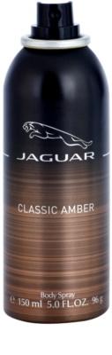 Jaguar Classic Amber Deo-Spray für Herren 1